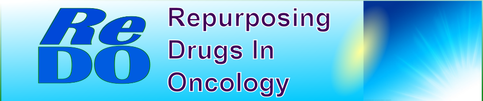 redo project repurposing drugs in oncology